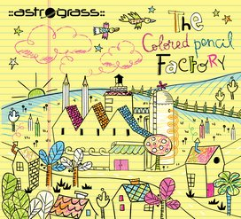 Astrograss- The Colored Pencil Factory CD Review & Giveaway